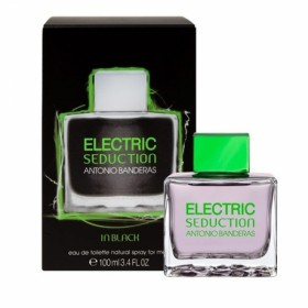 Antonio Banderas (Антонио Бандерас)  Electric Seduction in Black (Electric Seduction in Black)