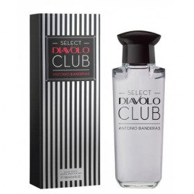 Antonio Banderas (Антонио Бандерас) Diavolo Select Club (Дьяволо Селект Клаб)