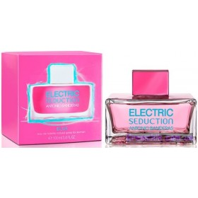 Antonio Banderas (Антонио Бандерас) Electric Blue Seduction ( Электрик Блю Седакшн) for Women