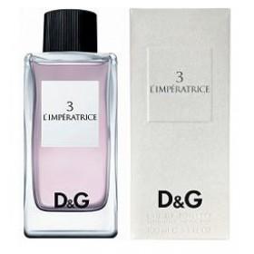Dolce & Gabbana 3 L'imperatrice (Дольче Габбана 3 Л'Императрис)