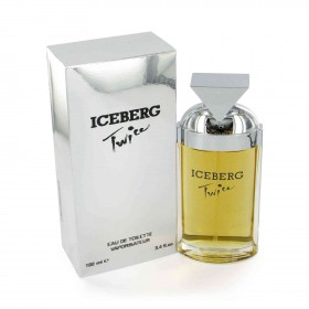 Iceberg Twice woman