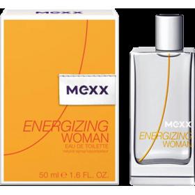 Mexx (Мекс) Energizing for Woman (Энергетик для женщин)