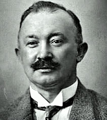 Хуго Фердинанд Босс
